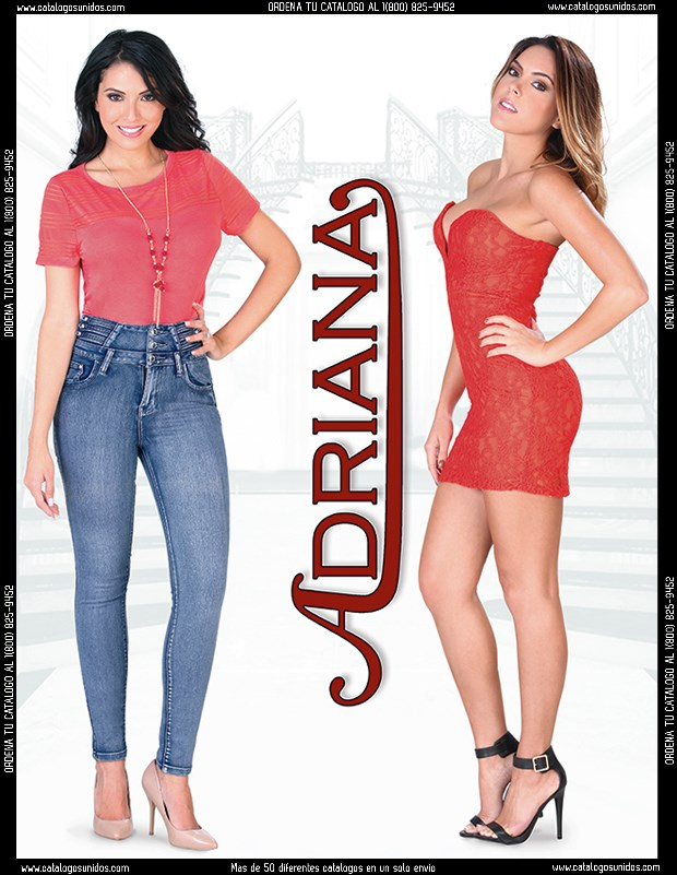 Catalogo Adriana by Lamasini  2014 - 2015