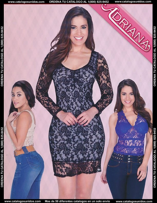 Catalogo Adriana by Lamasini 1(800) 825-9452