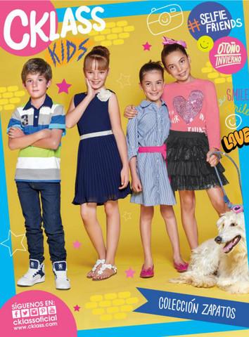Catalogos Cklass Kids Otoño Invierno 2015