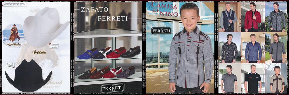 Catalogo Ferreti Moy SL & JH