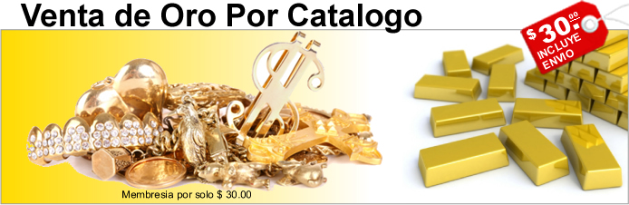 Oro por Mayoreo