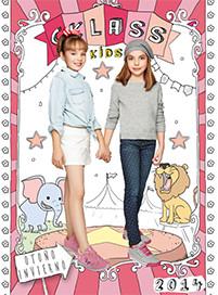 Catalogos Cklass Ninos Kids Otoño - Invierno 2014