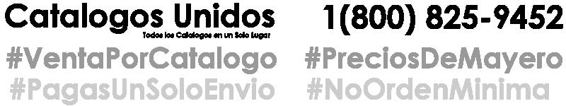 Catalogos Unidos 1(800) 825-9452