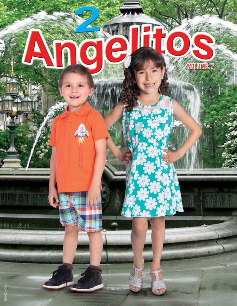 Catalogo Dos Angelitos Mayoreo