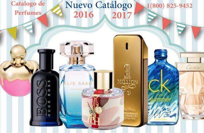 Catalogo de Perfumes Mayoreo