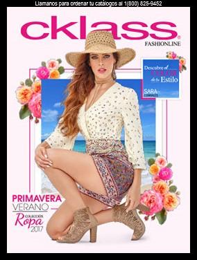 Catalogos Cklass Primavera Verano 2017 15