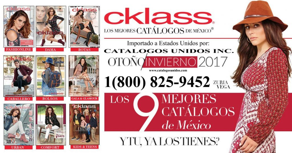 Cklass Otoño Invierno 2017 - 2018 8