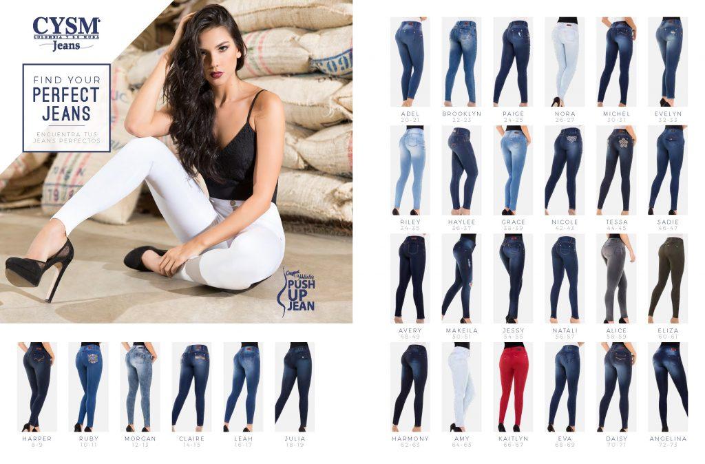 Jeans Push Up | CYSM Oficial 8
