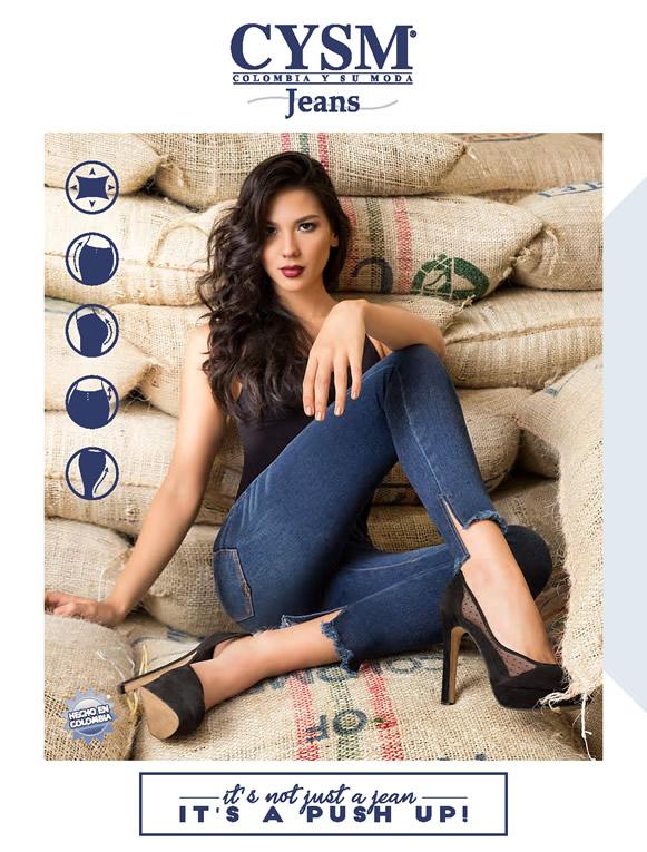 Jeans Push Up | CYSM Oficial 5