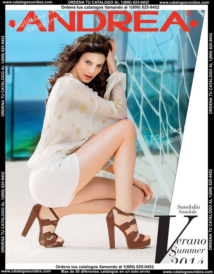 Andrea - Venta Por Catalogo - www.catalogosunidos.com