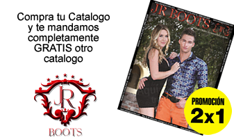 Catalogo JR Boots Gratis