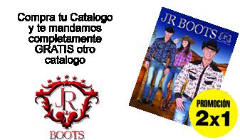 Catalogo JR Boots Gratis