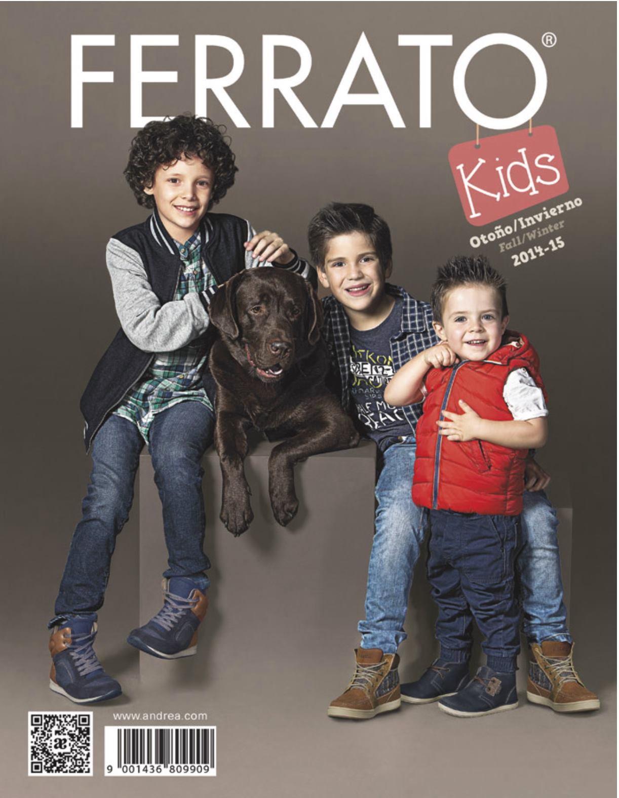 Andrea Zapatos Infantil Catalogo