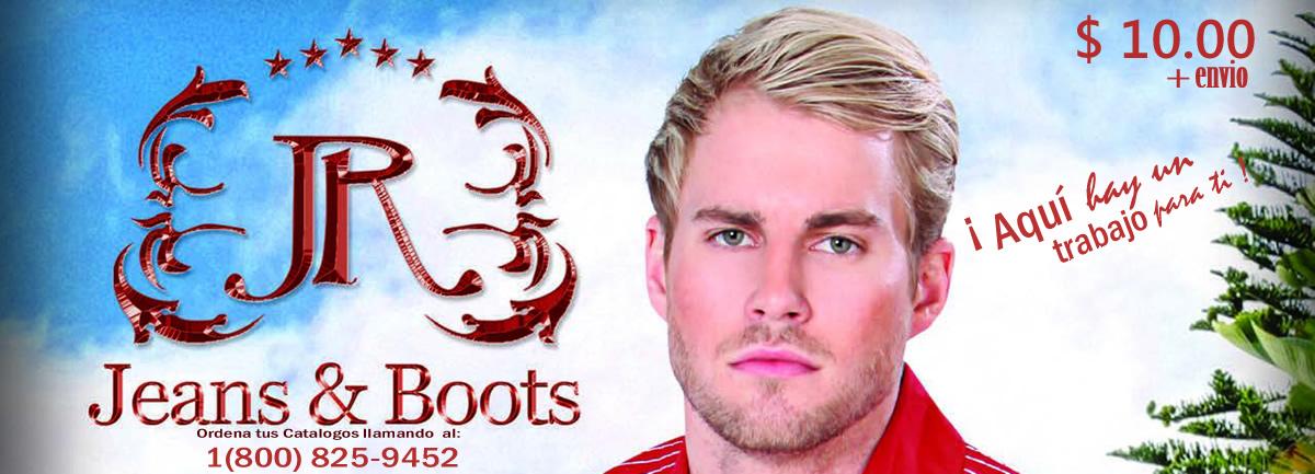 JR Boots Catalogo