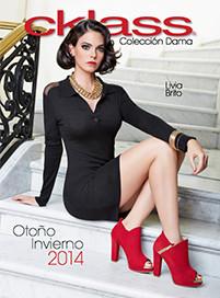 Catalogo Cklass Dama Otoño - Invierno 2014