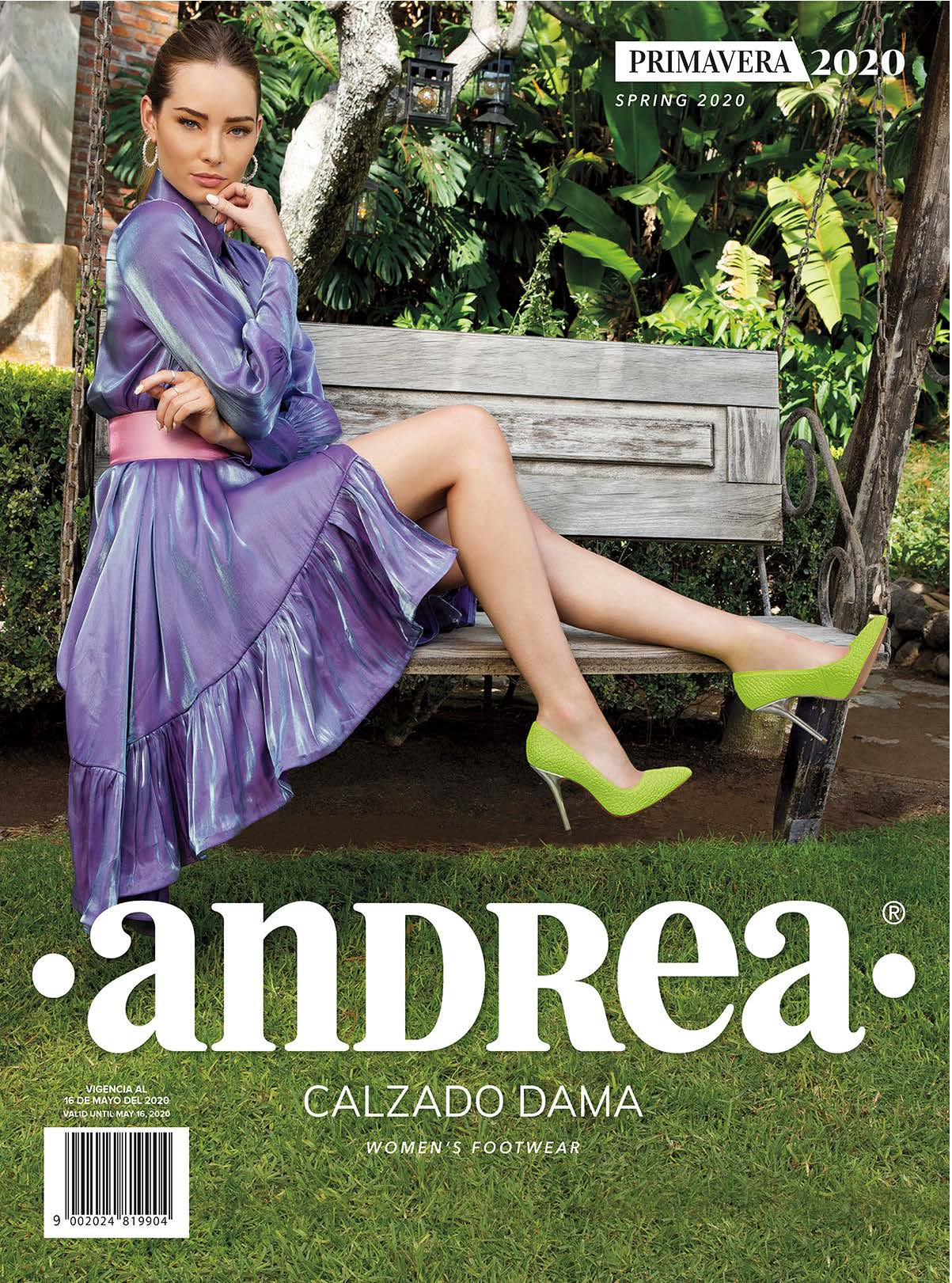 Zapatos Andrea 2018