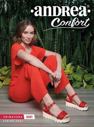 Catálogo Andrea Primavera 2019 Confort Dama