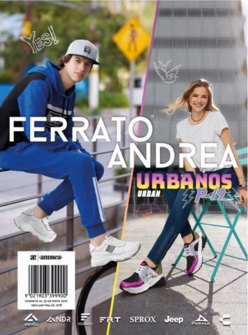 Andrea & Ferrato Kids Vestir Verano 2019 22
