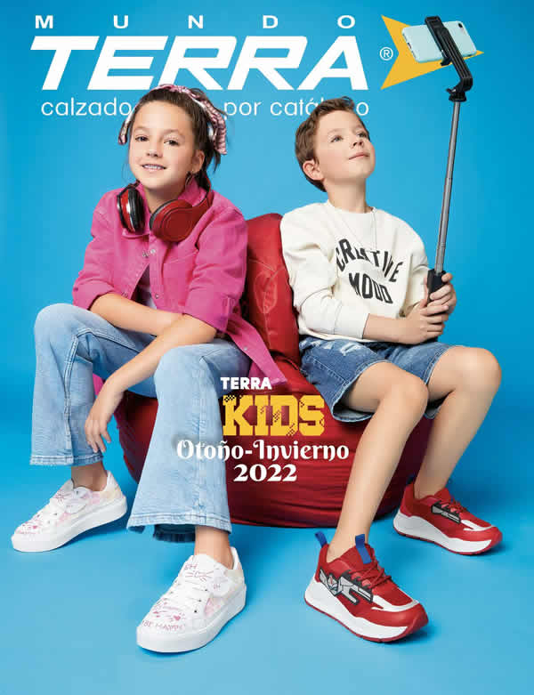 Catálogo Mundo Terra Calzado Terra Kids Otoño Invierno 2018-2019