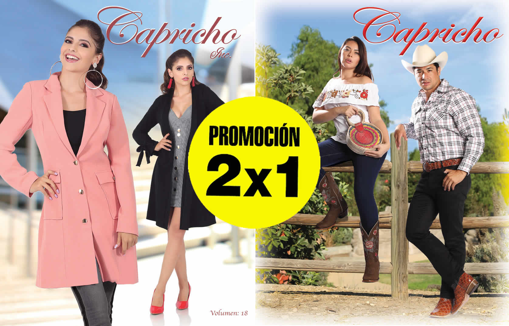 Capricho Catalogo USA