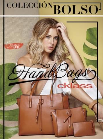 Catálogo Cklass Primavera Verano 2019 HandBags Bolsas & Bolsos