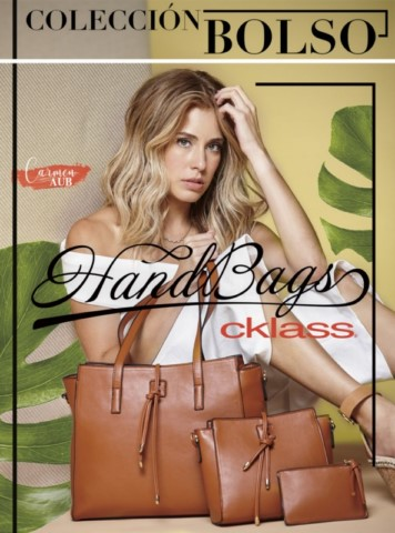 Catálogo virtual Cklass Handbags Otoño Invierno 2018 – 2019