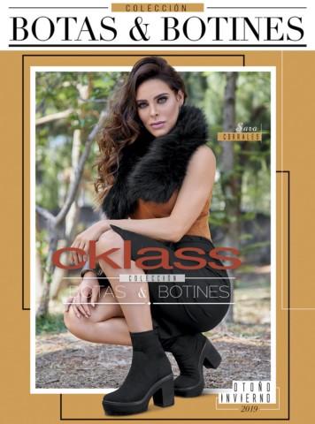 Catálogo Cklass Botas y Botines Colección Otoño Invierno 2018 - 2019 1