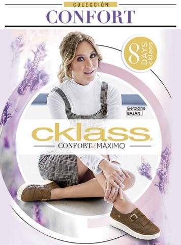 Catálogo Cklass Confort 8 Days Otoño Invierno 2018 - 2019 1