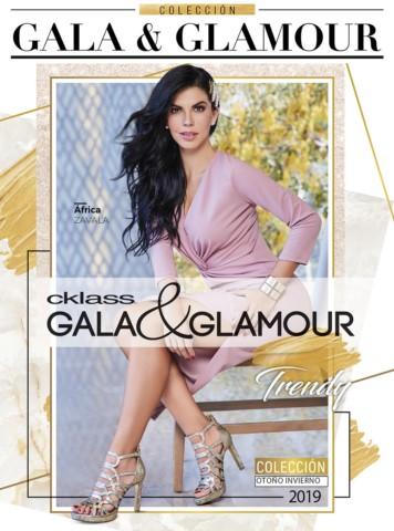 Catálogo Cklass Gala & Glamour Otoño Invierno 2018 – 2019