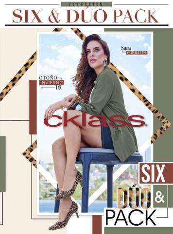 Catálogo Cklass Six & Duo Pack Otoño Invierno 2018 – 2019