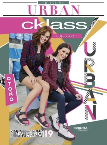 Cklass Urban Otoño Invierno 2018 – 2019