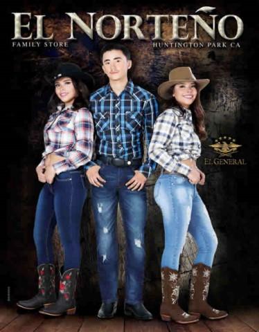 Catalogo 3 en 1 (JR Boots - Judys - El Norteño)