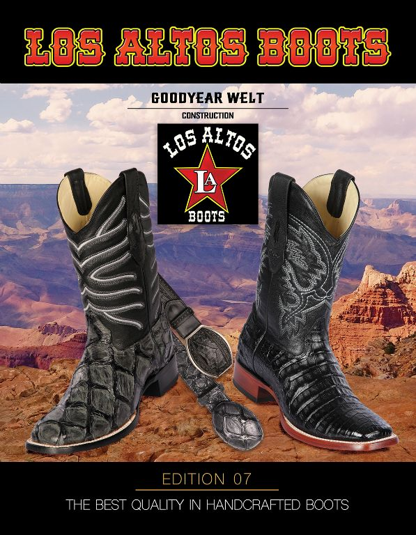 Los Altos Boots 2