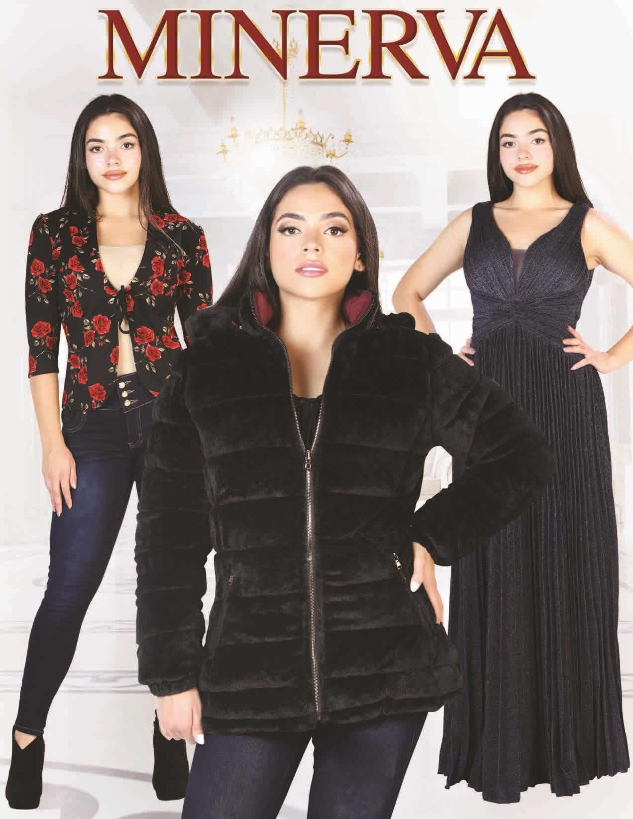 Minerva Primavera Verano 2018
