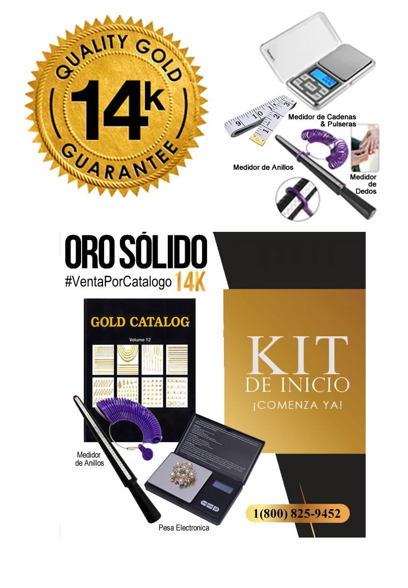 Catalogo de Oro Para Vender en USA