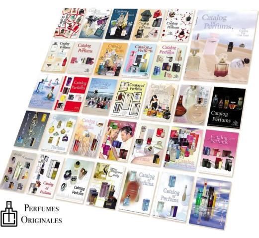 Catalogo de Perfumes