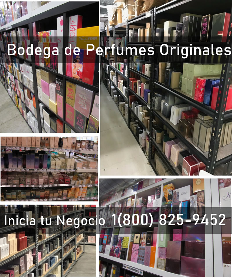 Perfumes por Catalogo | 1(800) 825-9452 | Catalogo Para Vender Perfumes  | Hablamos Español