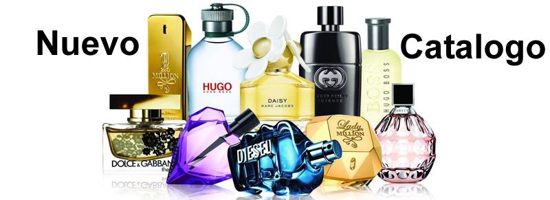 Catalogo Perfumes 2016