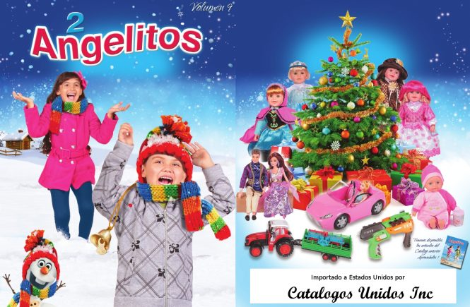 Catalogo Dos Angelitos Mayoreo