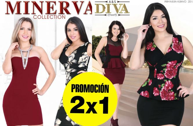 Ferreti ® Minerva ® Diva ® [2x1] | 1(800) 825-9452