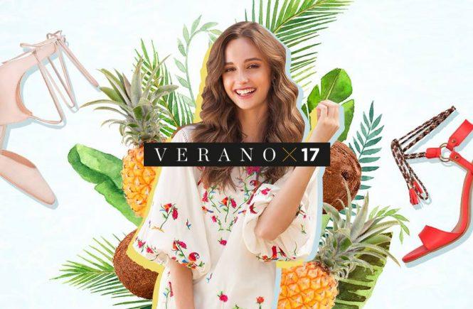 Colección Andrea Primavera Verano 2017