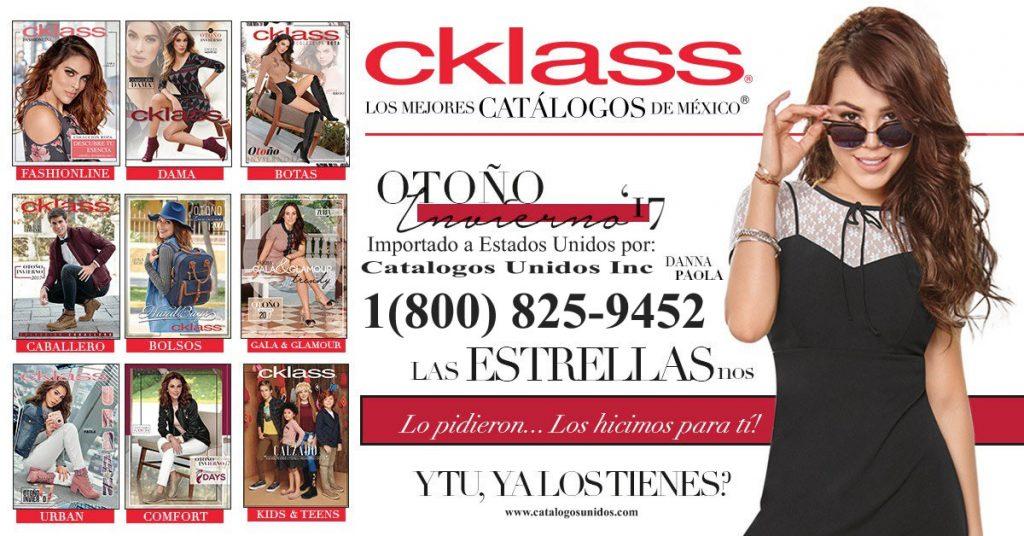 Cklass Otoño Invierno 2017 - 2018 6