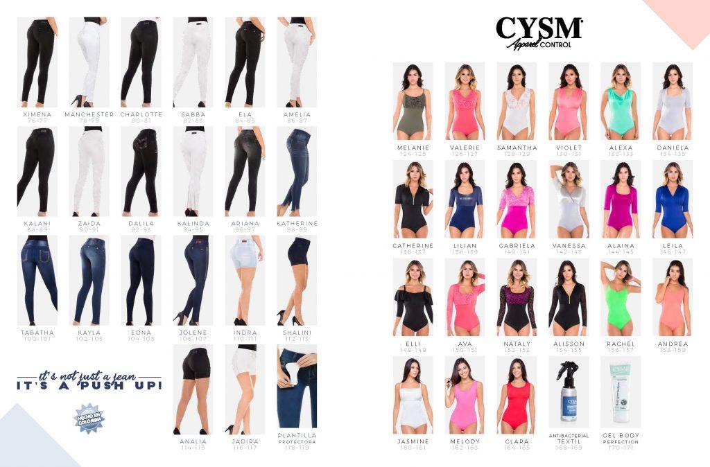 Jeans Push Up | CYSM Oficial 12